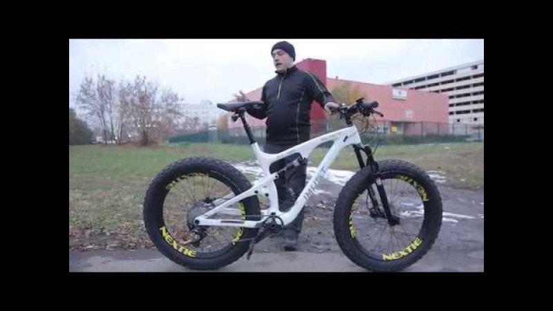 Двухподвесный ФЭТ - Imust Malamut - Велообзор от ШУМа и Veloline