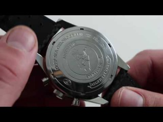 Jaeger-LeCoultre Deep Sea Chronograph Q2068570 Luxury Watch Review