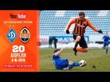 «Динамо» U21 – «Шахтер» U21. Прямая трансляция https://vk.com/sport1936
