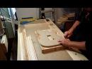 BBG-V001 Fabrication d'une guitare électrique - Collage du corps