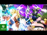 DRAGON BALL FighterZ - E3 2017 Trailer