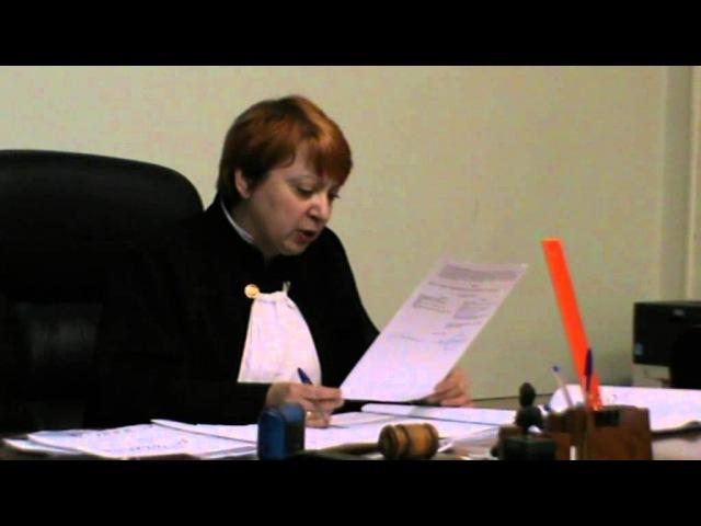 001. Суд и мировое соглашение. опреатор А.В. Морозов.