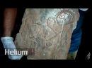 Hallan en una cueva de México pruebas concretas del contacto entre los Mayas y los extraterrestres