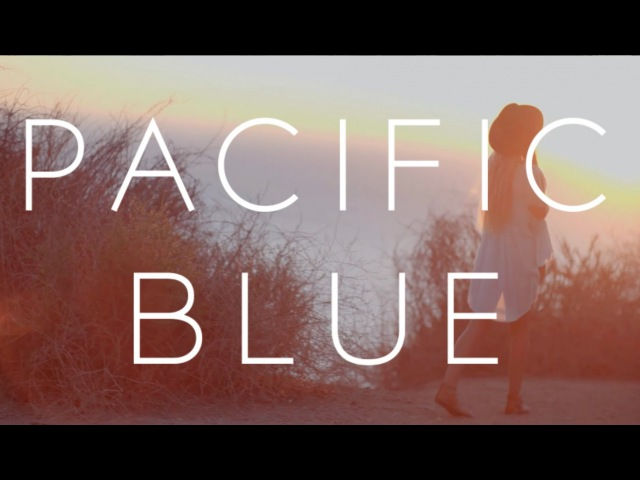 PACIFIC BLUE by Emily Zeck (Lyric Video)