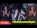 Deepika Padukone Cute Moments At GQ Fashion Nights 2017 Van Heusen GQ Fashion Nights 2017
