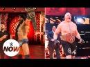 Paul Heyman responds to Jinder Mahal's WWE Survivor Series challenge to Brock Lesnar: WWE Now