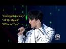 Dimash spoke in Beijing at the concert IQIYI Screaming Night
