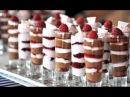 Десерт в стакане.Как приготовить шоколадный десерт.