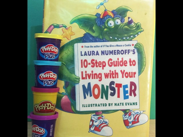 10-Step Guide to Living with Your MONSTER. by Laura Numeroff. Granny B. reads aloud..