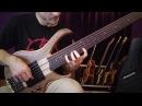 Allan Holdsworth Infinite Voyage solo on fretless bass