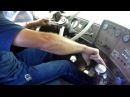 Shifting Gears in the Mack Superliner Lowboy