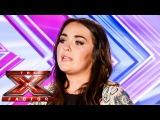 Lola Saunders sings Make You Feel My Love by Adele  Room Auditions Week 2  The X Factor UK 2014