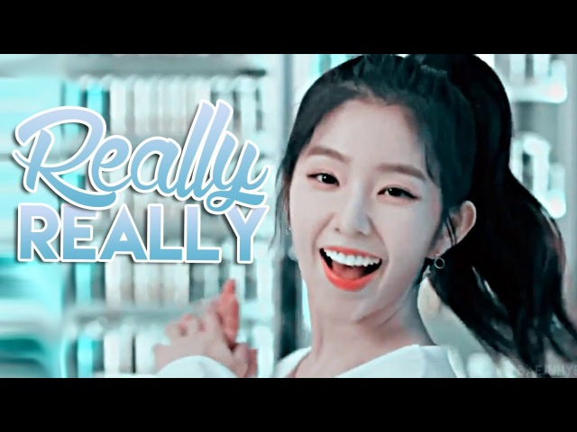 IRENE ft. WENDY ─ ⌈really really⌋