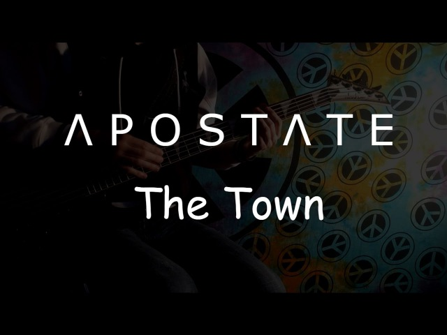 Apostate - The Town bass cover e:veryday play124