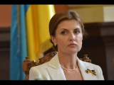 Марина Порошенко. Жена олигарха Порошенко.
