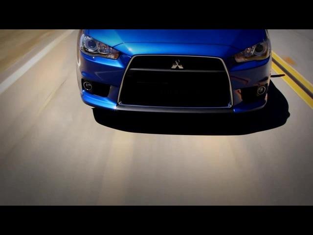Mitsubishi EVO X coub