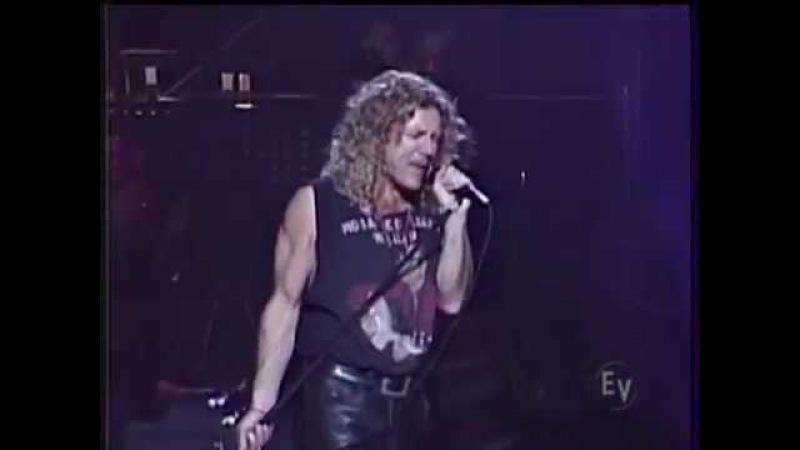 Led Zeppelin Babe I'm Gonna Leave You Live At Budokan