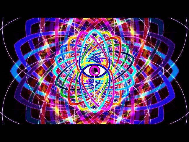 UNLOCK⎪DMT Activation Frequency⎪ULTRA DEEP DELTA Brainwaves From Beta To Delta 33 Hz - 0.01 Hz Music