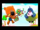 Мимимишки песенка для детей Джони Джони да папа Учим цвета на русском обучающий ...