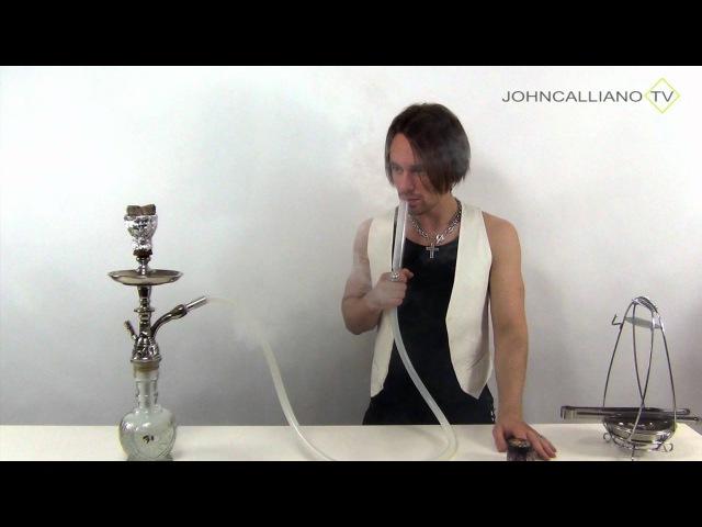 JohnCalliano.TV / 65 / Starbuzz E-Hose и другие альтернативы табака