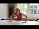 Девочка гимнастка /Girl Gymnastics /24.07.2015/