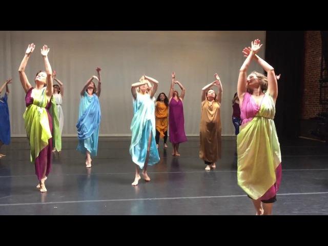 Water Study (Isadora Duncan International Symposium 2017 SF)