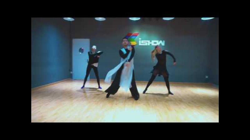 三生三世主题曲 凉凉|中国舞现代舞融合 编舞 Chinese Traditional Contemporary Choreography From Jazz Kevin Shin