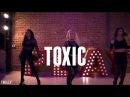 Britney Spears Toxic Choreography by Marissa Heart TMillyTV