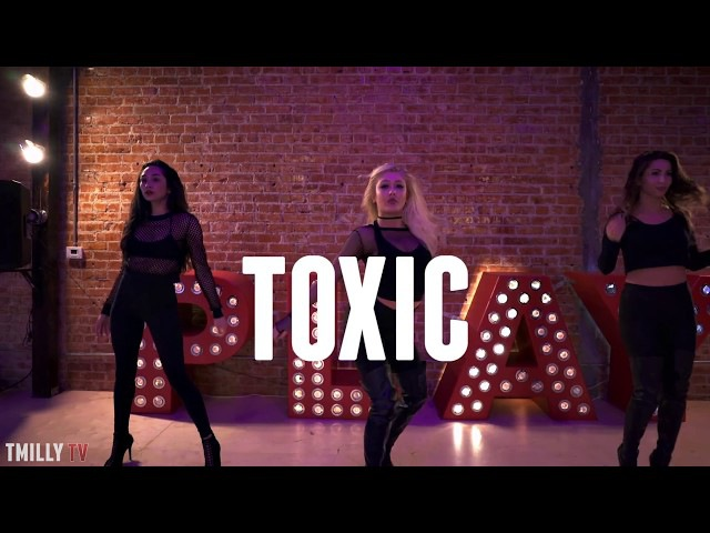 Britney Spears - Toxic - Choreography by Marissa Heart - TMillyTV