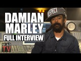 Damian Marley on 2Pac &amp Bob Marley Comparisons, Album with Nas, New Project (Full Interview)