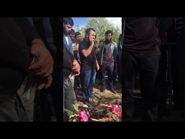Veysel Orucov- Gardasin Cenazede Dehsetli Nesiheti.