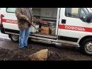 Обнаглевший водитель кареты скорой помощи засыпал в свой служебный автомобиль