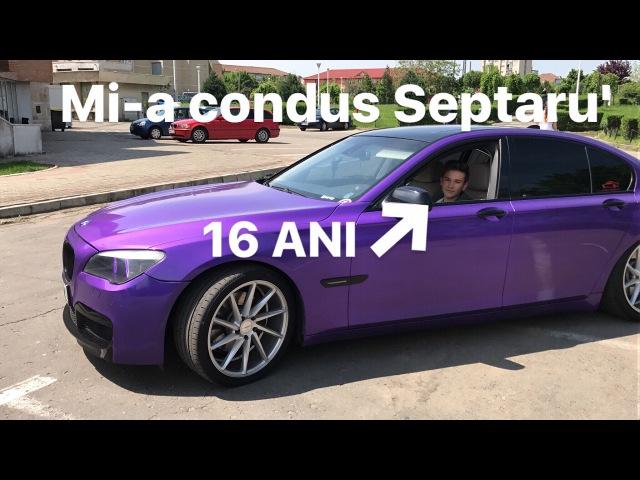 41 Car vLog - School Taxi - MI-A CONDUS SEPTARU' COPILU 16 ani