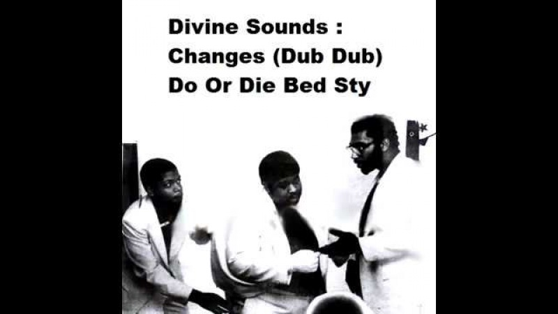 Divine Sounds - Changes / Do Or Die Bed Sty (1984 / EP / Old School Hip Hop / Electro)