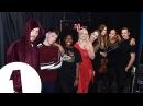 Clean Bandit - New Rules Dua Lipa Cover in the Radio 1 Live Lounge