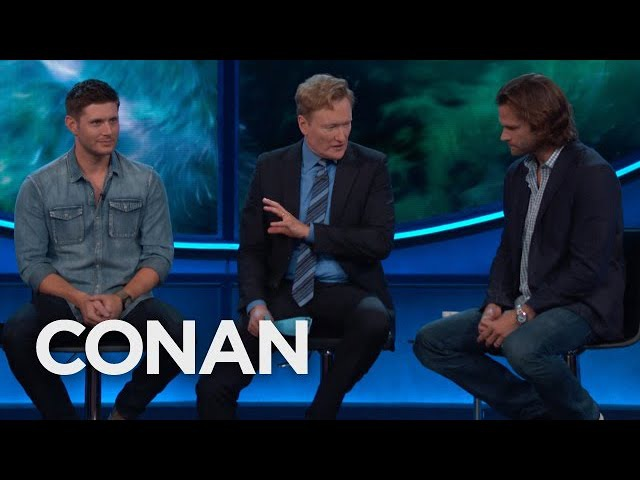 Jensen Ackles Dies Constantly On Supernatural - CONAN on TBS