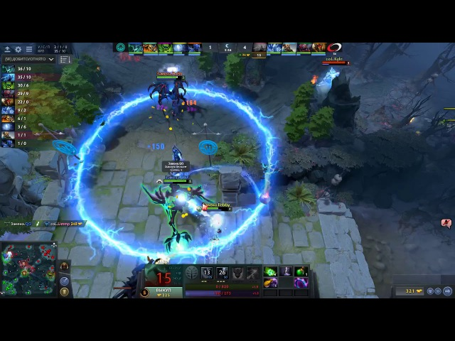 Immortals vs coL, PWMasters Qualifiers, game 1 [Mortales, Inmate]