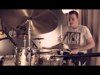 Closure In Moscow - Night at the Spleen Drum Cover (ft. Brad Wagner)
