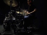 Closure in Moscow Arecibo Message drum cover