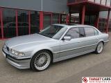 750213 BMW 750IXL L7 EXTRA LONG E38 LIMOUSINE 5.4L V12 326HP 12-98 SILVER 77720KM LHD