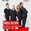 28 марта - концерт Nelson в 16 тонн