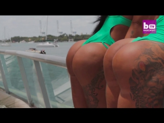 Belfie Queens Get Down To Business_ Hooked On The Look | Brazilian Girls vk.com/braziliangirls