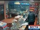 Полицейские разыскивают мужчину, подозреваемого в грабеже кассы магазина.
