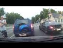 Пьяный водитель устроил аварию, скрылся и попал еще в одно ДТП.