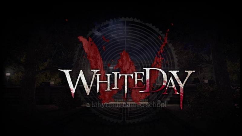 Пролог White Day A Labyrinth Named Schoo