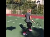 Victoria & Leo / tennis insight