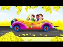 Let-s-Learn-The-Colors-Cartoon-Animation-Color-Songs-for-Children-by-ChuChuTV