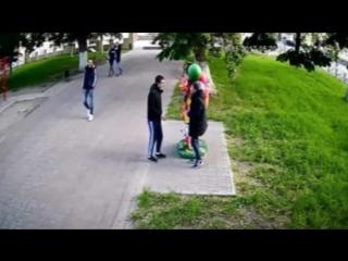 Полиция установила личности и возбудила уголовное дело по статье «Вандализм». Борисоглебск (VHS Video)