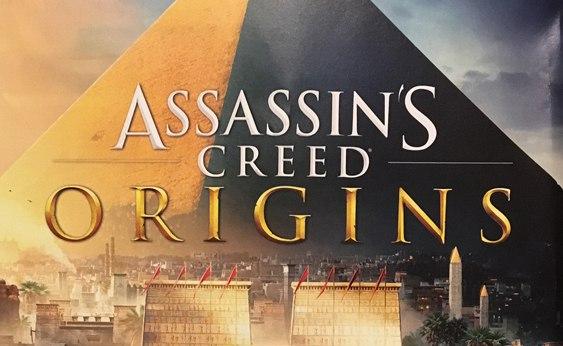 Assassins Creed Origins - Аккаунт Uplay