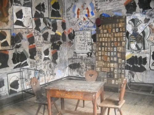 Студенческая тюрьма Гейдельбергского университета.